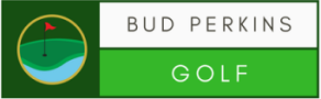 Logo for Bud Perkins Golf website
