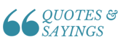 Logo for Quotes & Sayings website