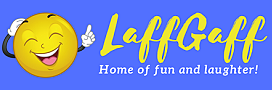 Logo for LaffGaff