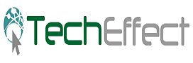 Logo for TechEffect website