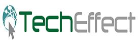 Logo for TechEffect website