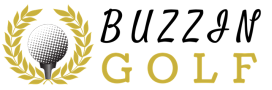 Logo for Buzz In Golf website